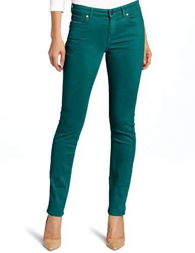 CJ by Cookie Johnson Women's Peace Skinny Jean, Emerald, 29
