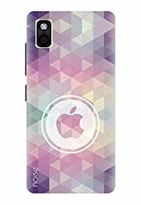 Noise Designer Printed Case / Cover for Panasonic T44 / Patterns & Ethnic / Apple In Geometry