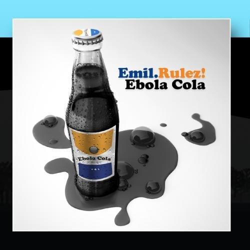Original album cover of Ebola Cola by Emil.Rulez!