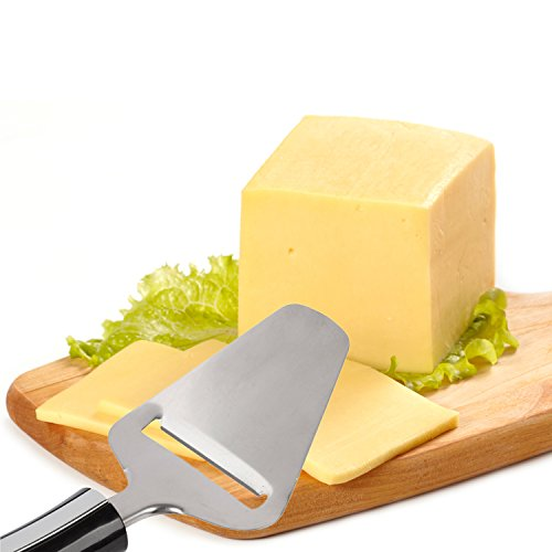 Sharpcart Cheese Slicer High Quality Stainless Steel Cutter - Perfect Slices with Once Gesture - Satisfaction Guarantee!