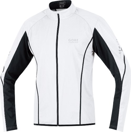 Gore Pulse Windstopper Running Wear Men's/Unisex Jacket Active Shell