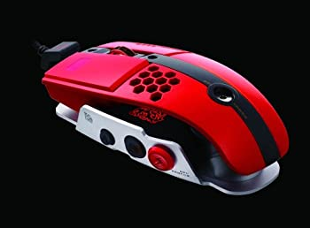 THERMALTAKE Level 10 M Mouse レッド BMWデザインのゲーミングマウス TTeSports 日本正規代理店品  MS168 MO-LTM009DTL