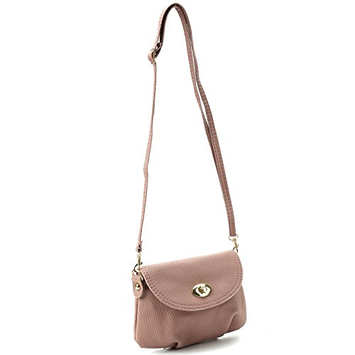 Small Satchel Leather Handbag Crossbody Shoulder Messenger Totes Bag