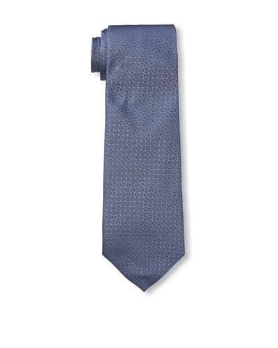 Givenchy Men's Squares Tie, Blue
