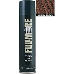 Colored Hair Spray on Amazon Com  Fullmore Colored Hair Thickener Spray For Men And Women
