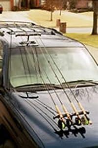 Fishing Rod Transport System :: Magnetic Rod Racks by Tight Line Enterprises