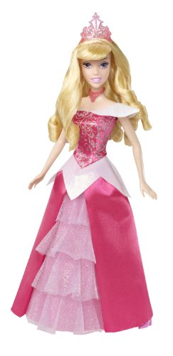 Disney princess sparkling princess sleeping beauty doll 2011