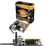 Zotac Z77 Mini-itx Wifi Mb Lga1155 (z77itx-a-e) -