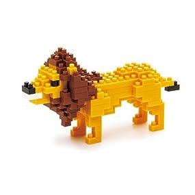 nanoblock ライオン