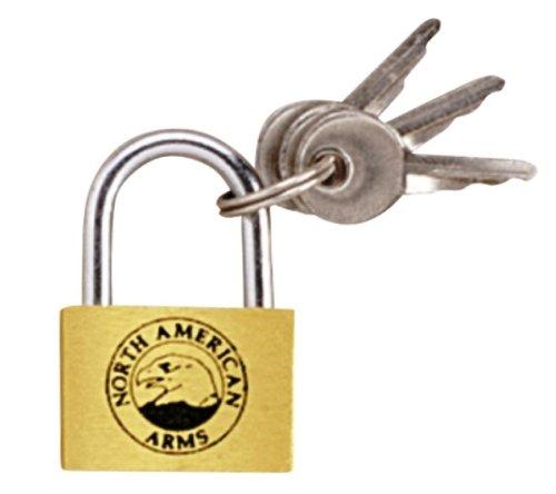 Brass Luggage Lock (600 Pack)