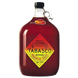 Tabasco Brand Habanero Sauce - Gallon by McIlhenny Company
