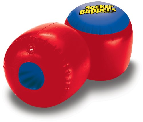 Socker Boppers Power Bag: Big Time Toys Socker Bopper (Colors May Vary) 885793626305