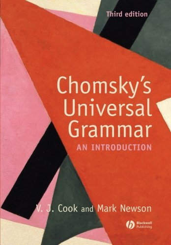 Chomskys Universal Grammar: An Introduction