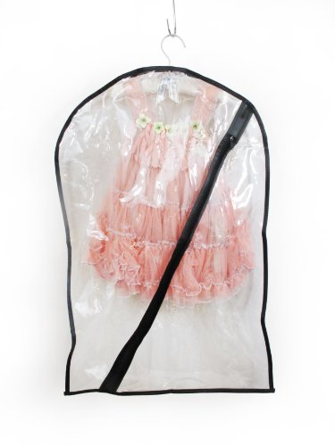 Clear Children's Child Baby Garment Bag--Infant,