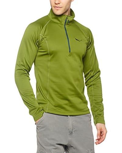 Salewa Camiseta Manga Larga Sauris 2 Pl M L/S Verde