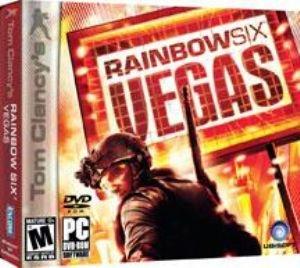 Rainbow 6: Vegas (Win Xp) front-931295