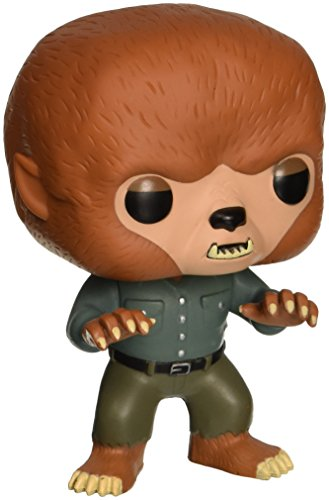 Funko Pop! Universal Monsters - Wolfman Action Figure - 1