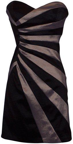 Strapless Sunburst Bandage Mini Tube Dress Prom Party Formal Gown