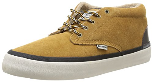 Element - Preston, Scarpe Da Skateboard da uomo, Beige (Timber Buckthorn), 42 EU