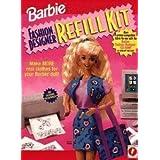 Barbie Fashion Designer Refill Kit (Box)