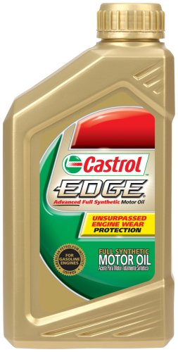 Castrol 06484 Edge 10w 30 Full Synthetic Motor Oil 1