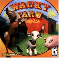 Casualarcade Games Wacky Farm