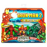 Marvel Superhero Squad - Armour Wars Part II - 3 Figure Pack - Iron Man 2