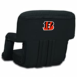 NFL Cincinnati Bengals Portable Ventura Reclining Seat
