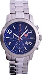Swiss Eagle SE-9054-33 Analog Watch - For Men