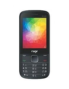 Rage Mobile GC240 Black Dual(CDMA+GSM) Phone