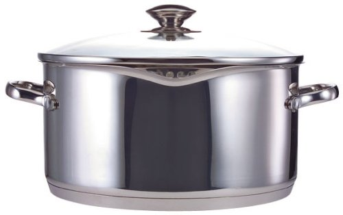 WearEver A8344665 Cook and Strain Stainless Steel