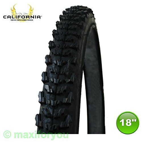 1 x California MTB Fahrradmantel Reifen Decke 18 x 1.75 - 47-355 - 01021803