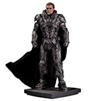 DC Collectibles Man of Steel Zod Iconic Statue, Scale 1/6 from DC Collectibles