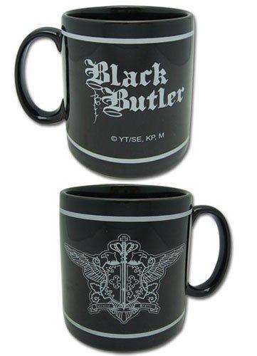 Black Butler Phantomhive Emblem Mug