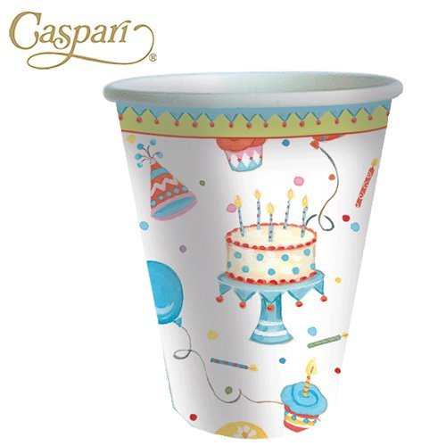 Birthday Cakes Paper Cups - 1