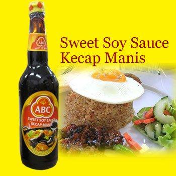 ABC ケチャップマニス(甘口醤油) 625ml
