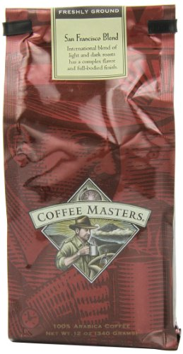 Master Blend Coffee back-562509