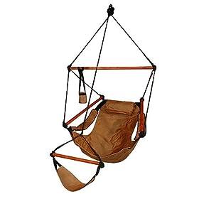 Original hammaka chair hammock with aluminum dowels