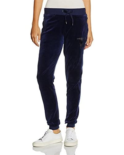 TRUSSARDI JEANS, Pantaloni Donna, 48 Blue, L marine