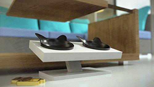 ViviPet Cat Dining Table 15176 Tilted Platform Elevated Pet  : 41zl0nVbOAL from www.bta-mall.com size 500 x 281 jpeg 26kB