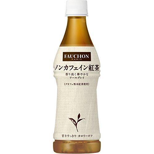 アサヒ飲料 フォション ノンカフェイン紅茶 450ml×24本