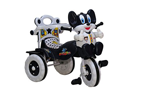Amardeep Baby Tricycle, Navy Blue