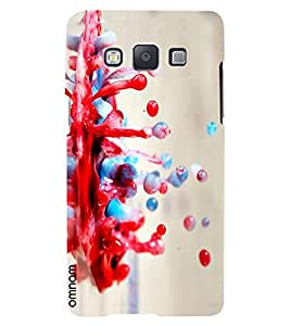 Omnam Jelly Drops Printed Designer Back Case Samsung Galaxy A5