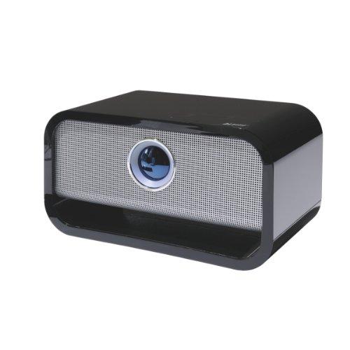 Leitz 63660095 Enceinte Stéréo Pro sans fil Bluetooth - Noir