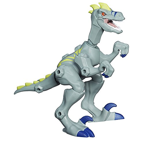 Jurassic World Hero Mashers Velociraptor Figure