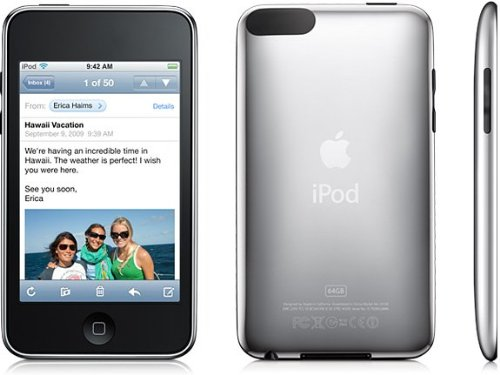 Apple iPod touch 第2世代 32GB MC008J/A 最新モデル