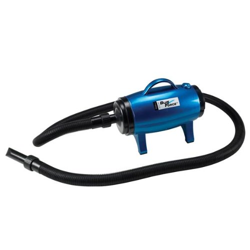 Master Equipment Blue Force Pet Dryer, 4.0 Hp front-525646