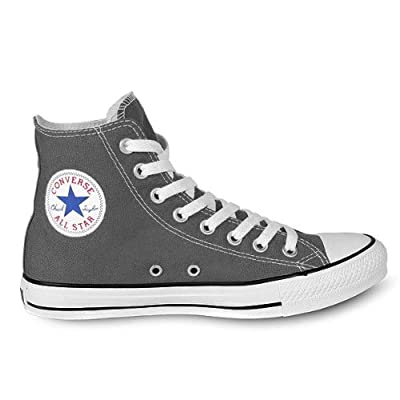 Converse AS Hi Can charcoal 1J793, Unisex-Erwachsene Sneaker