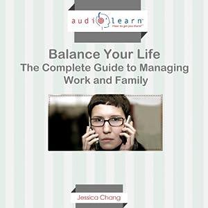 Balance Your Life Audiobook