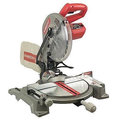 NEW Delta HOMECRAFT H26-260L 10-Inch Compound Miter Saw w/ Laser NEW